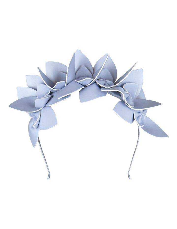 Pu Orchid Design On Headband image 4