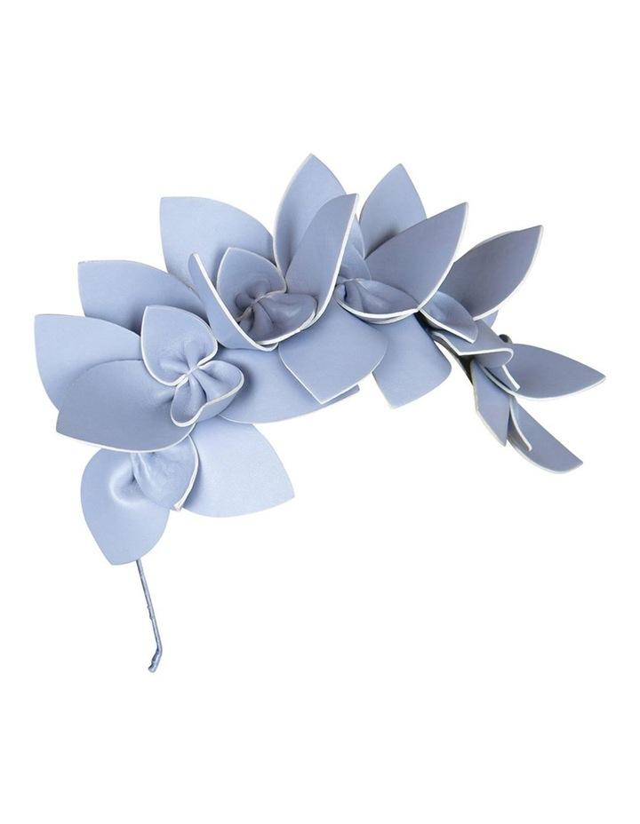 Pu Orchid Design On Headband image 5