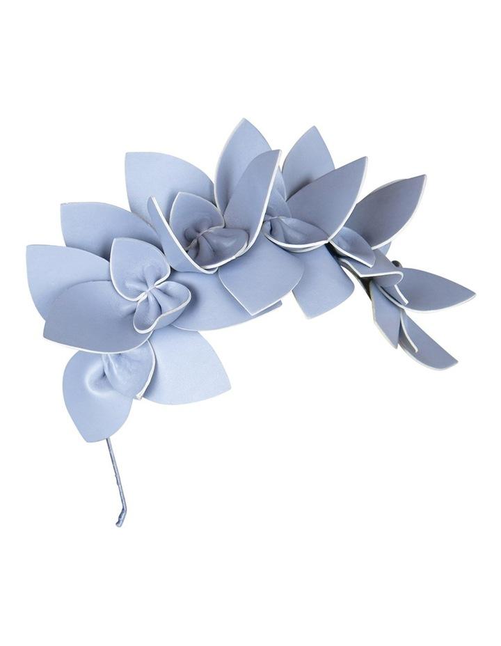 Pu Orchid Design On Headband image 6