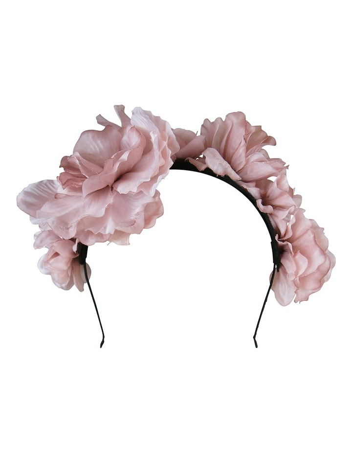 Flowers On Headband image 1