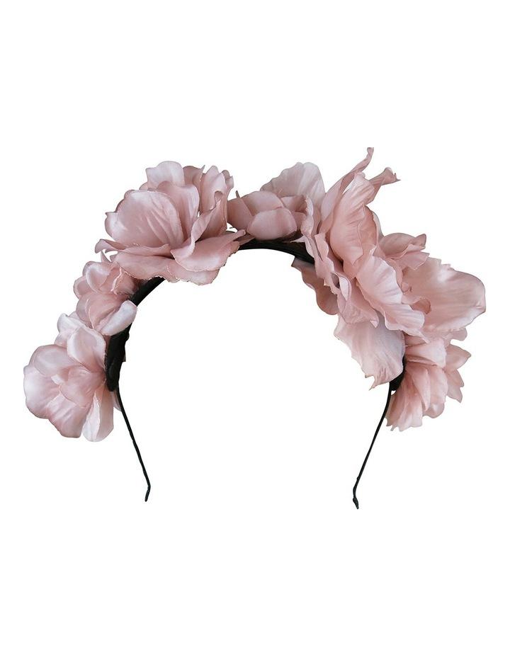 Flowers On Headband image 2