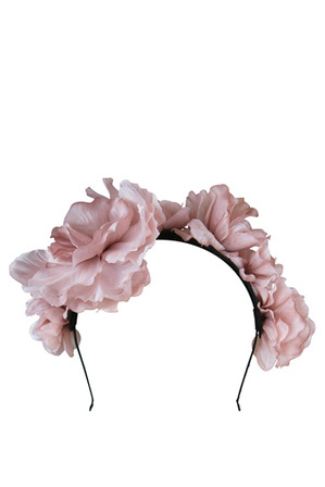 Morgan & Taylor - Flowers On Headband
