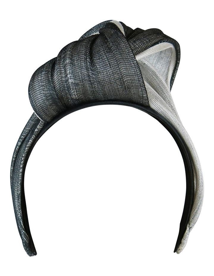 Poly Hemp Knot Turban On Headband image 1