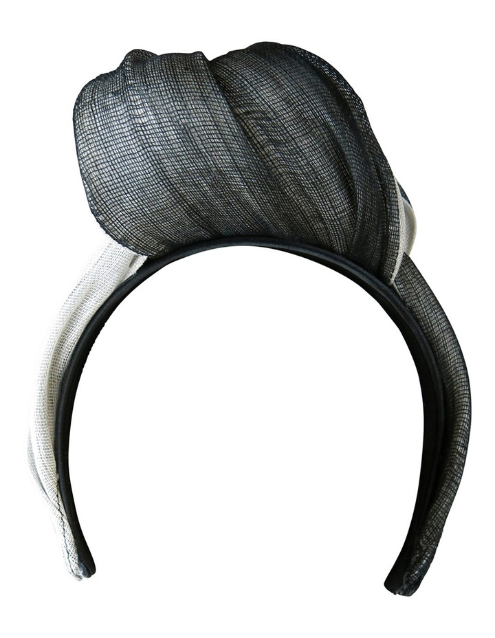 Poly Hemp Knot Turban On Headband image 2