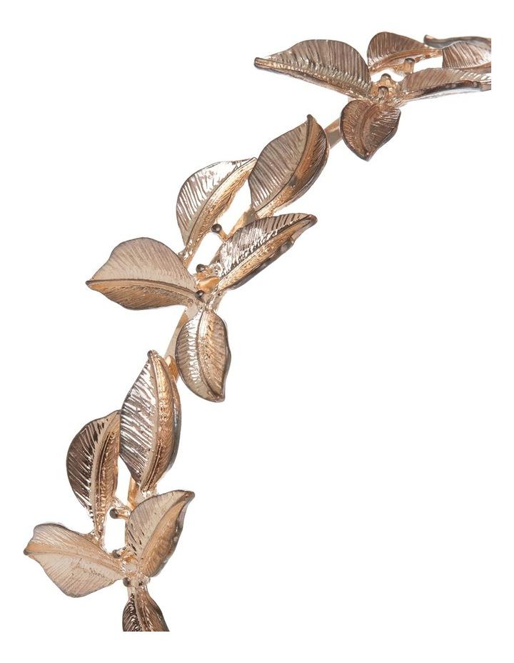 Metal Leaf Headband image 3