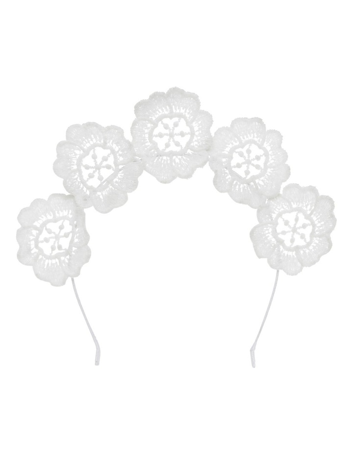 Lace Disc Crown image 1