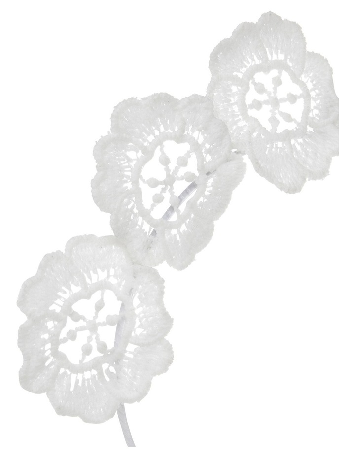 Lace Disc Crown image 3