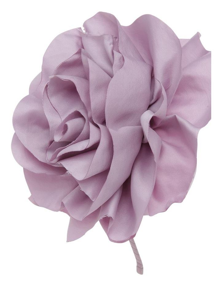 GHRP900M-GHRL901M Fabric Flower Headband image 3