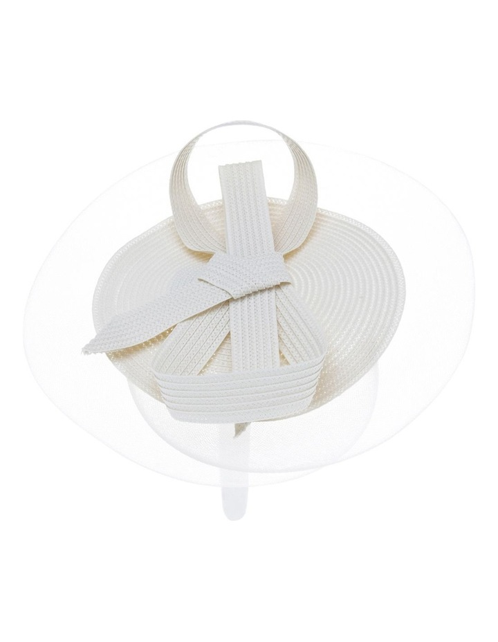 GHRL353M Small Platter W Bow Fascinator image 2