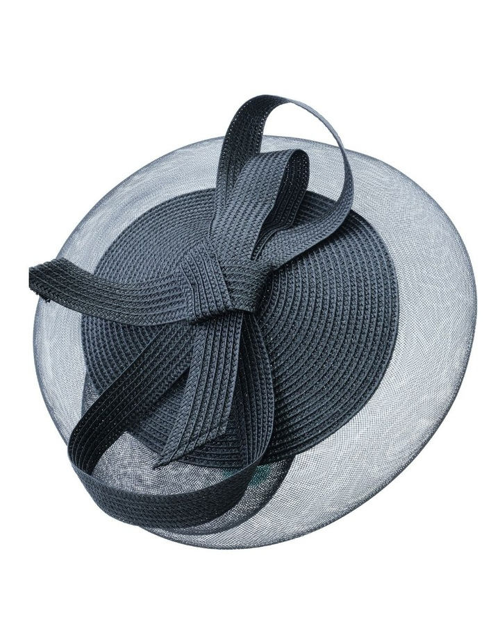 GHRL353M-GHRP314M Small Platter W Bow Fascinator image 1