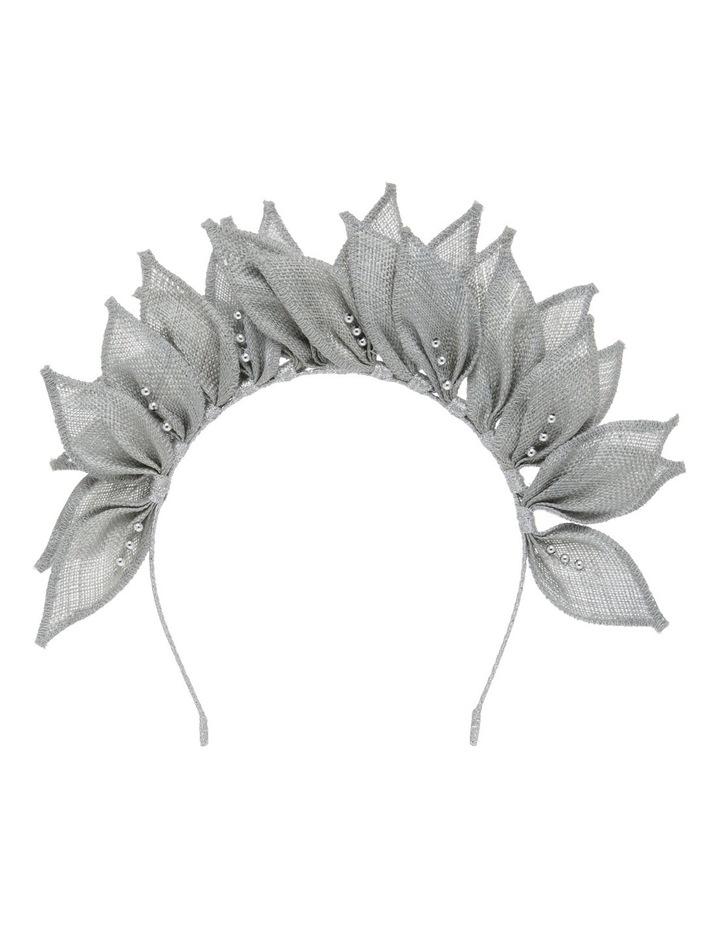 Sinamay Petal Crown image 1
