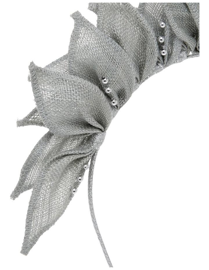 Sinamay Petal Crown image 3
