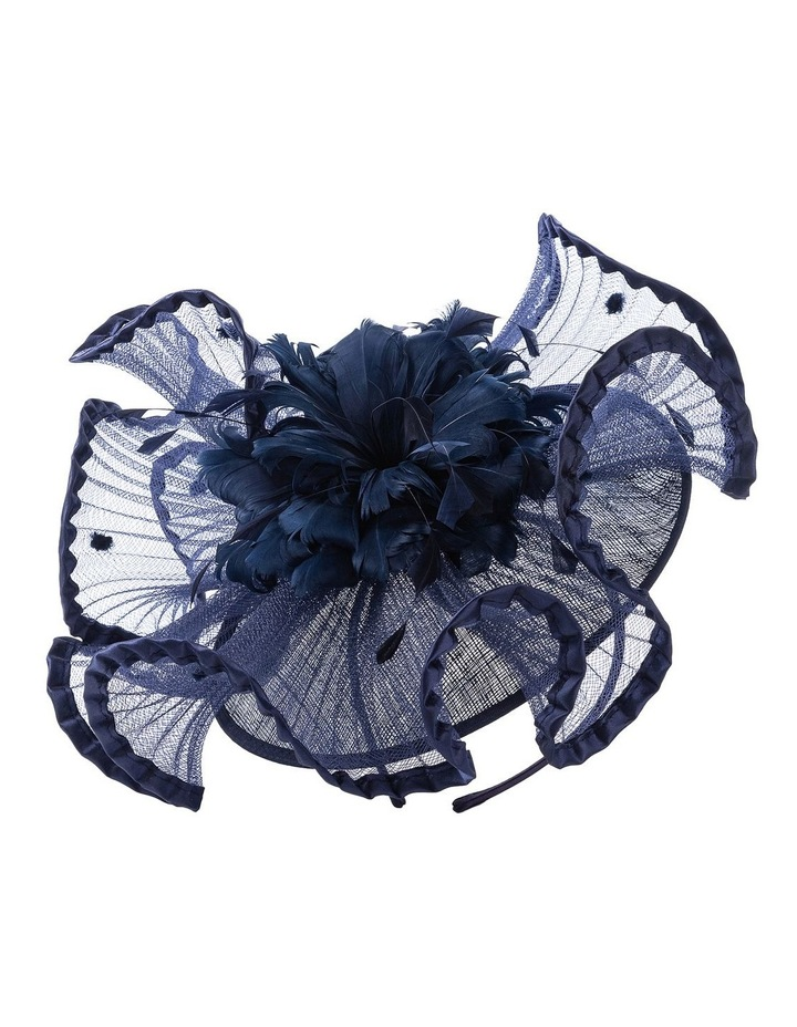 GHRL367M Pleated Twirl Fascinator image 1