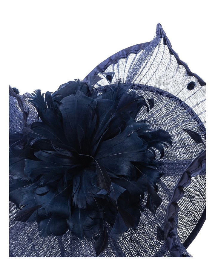 GHRL367M Pleated Twirl Fascinator image 2