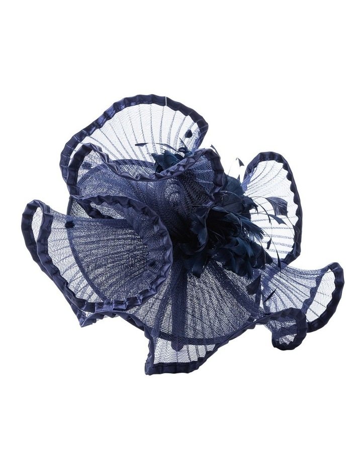 GHRL367M Pleated Twirl Fascinator image 3