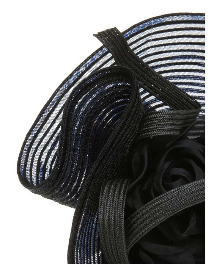 Stitched Crinoline Folded Circle W Loops image 3