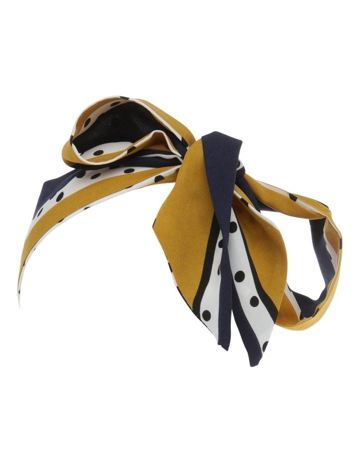 Fabric Tie Headband image 1