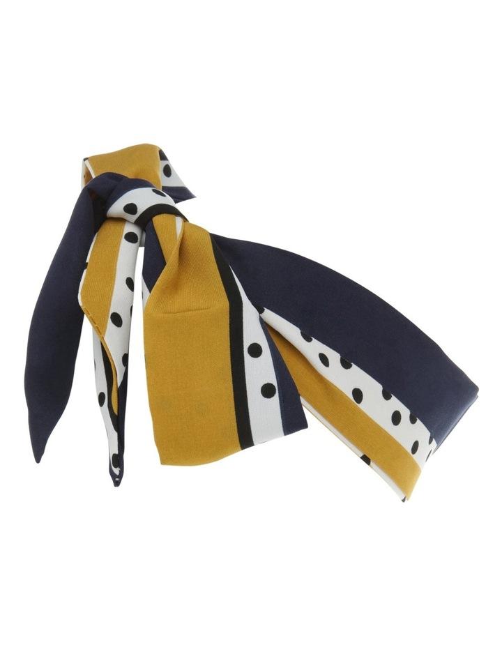 Fabric Tie Headband image 2