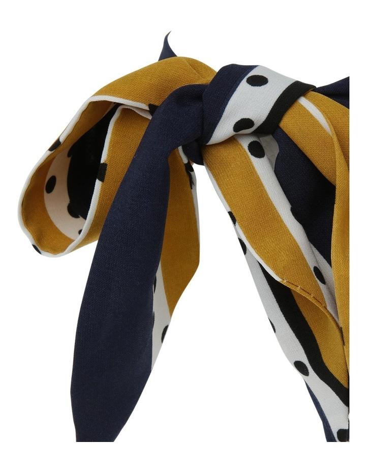 Fabric Tie Headband image 4