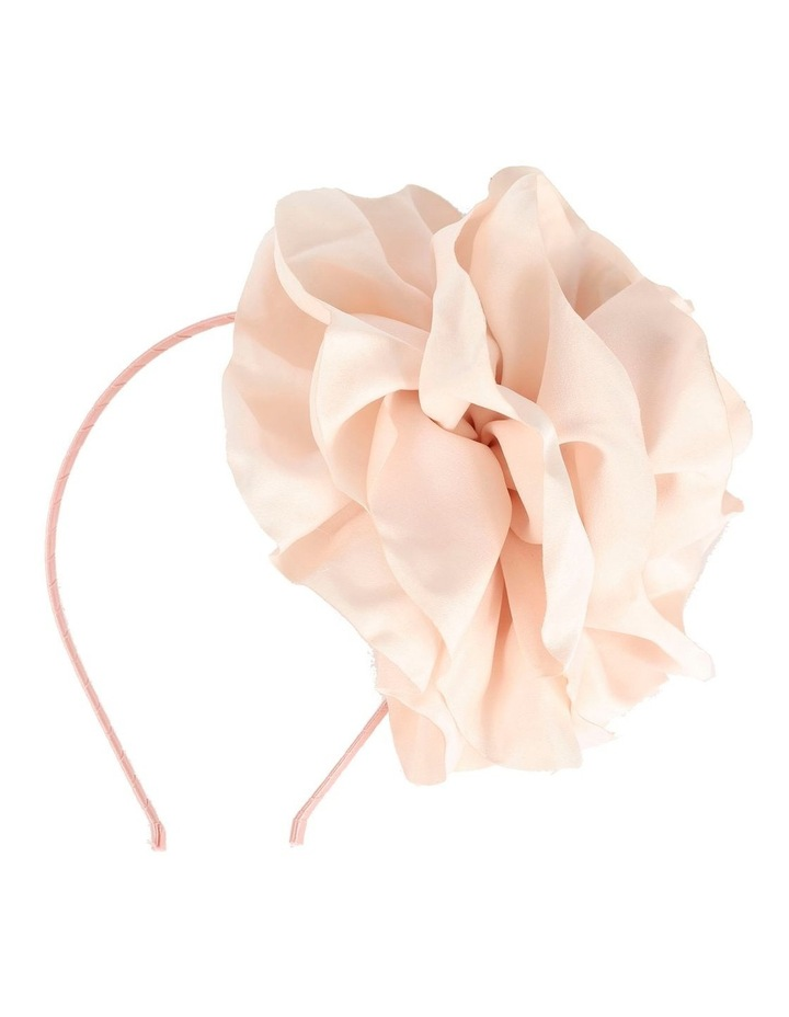 GHRP900M- GHRL901M Fabric Flower Headband image 1