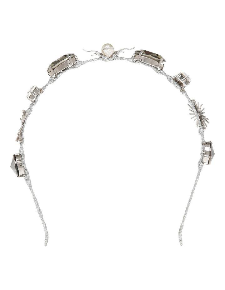 Diana Smoke, Whitemoon Crystal Headband image 1