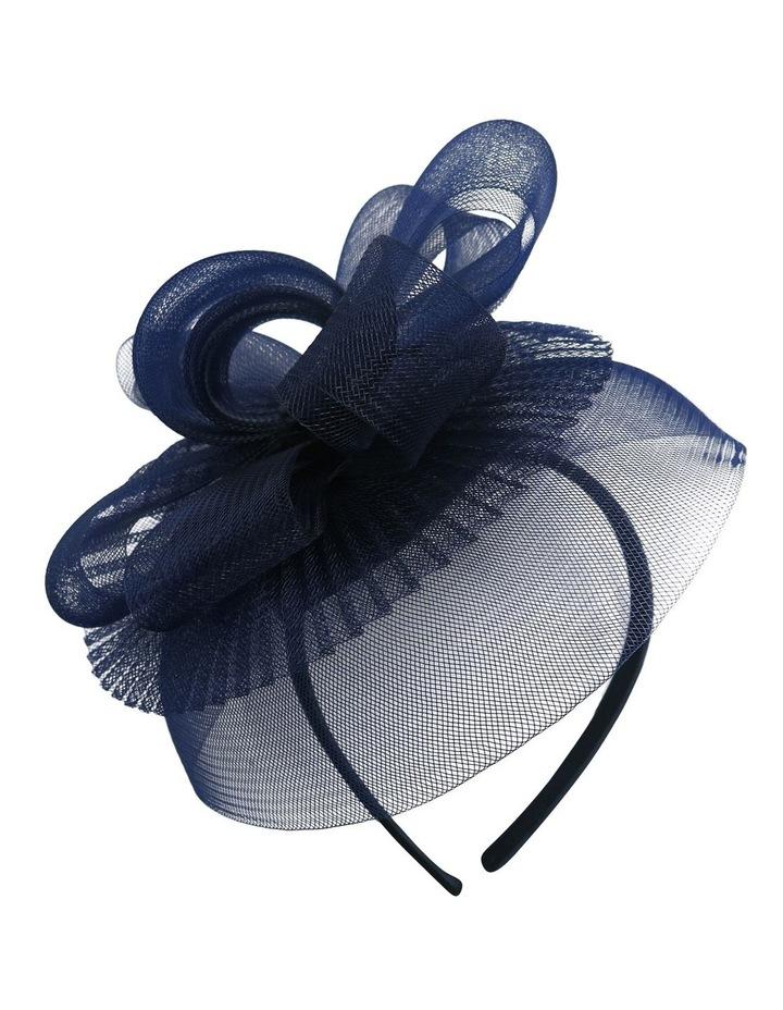 Pleated Crinoline On Headband image 1