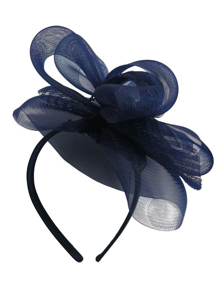 Pleated Crinoline On Headband image 2