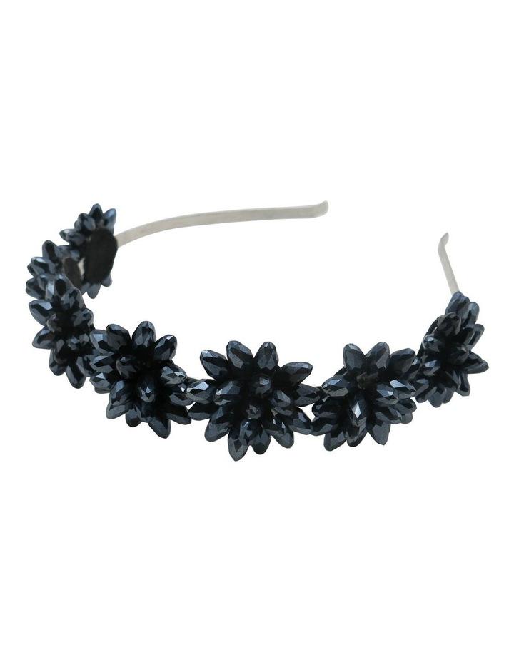 Crystal Flower Headband image 2