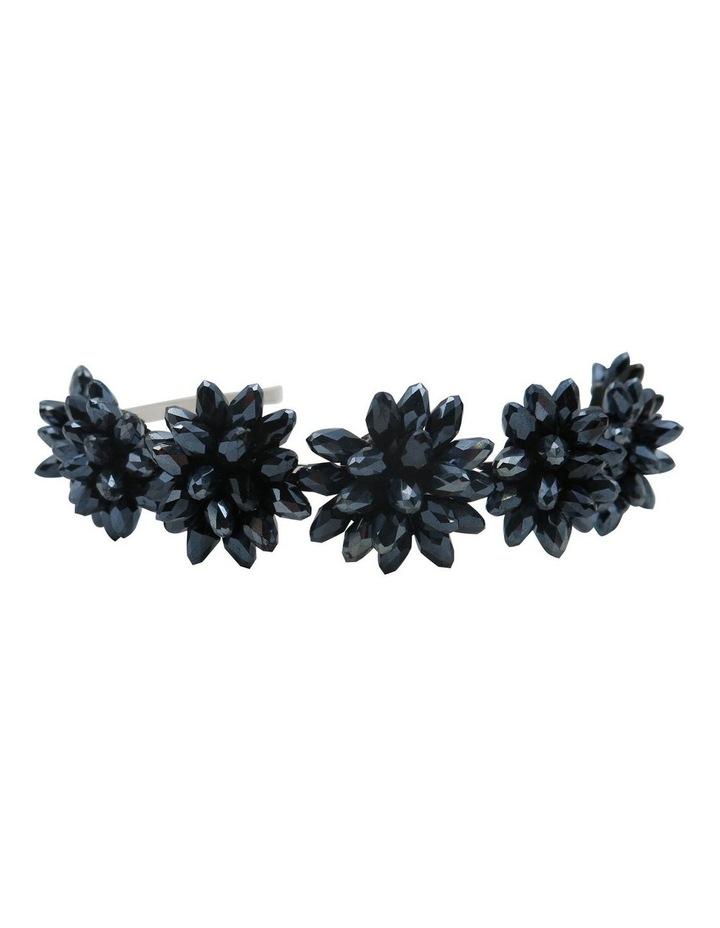 Crystal Flower Headband image 3