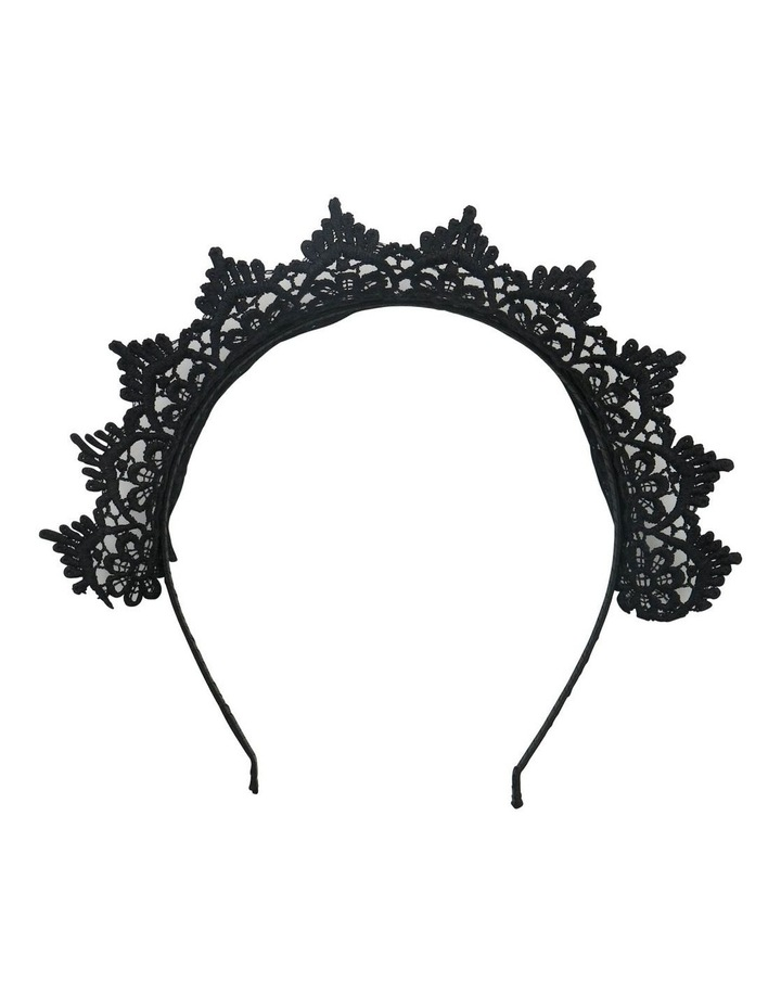 Lace Crown Facinator image 1
