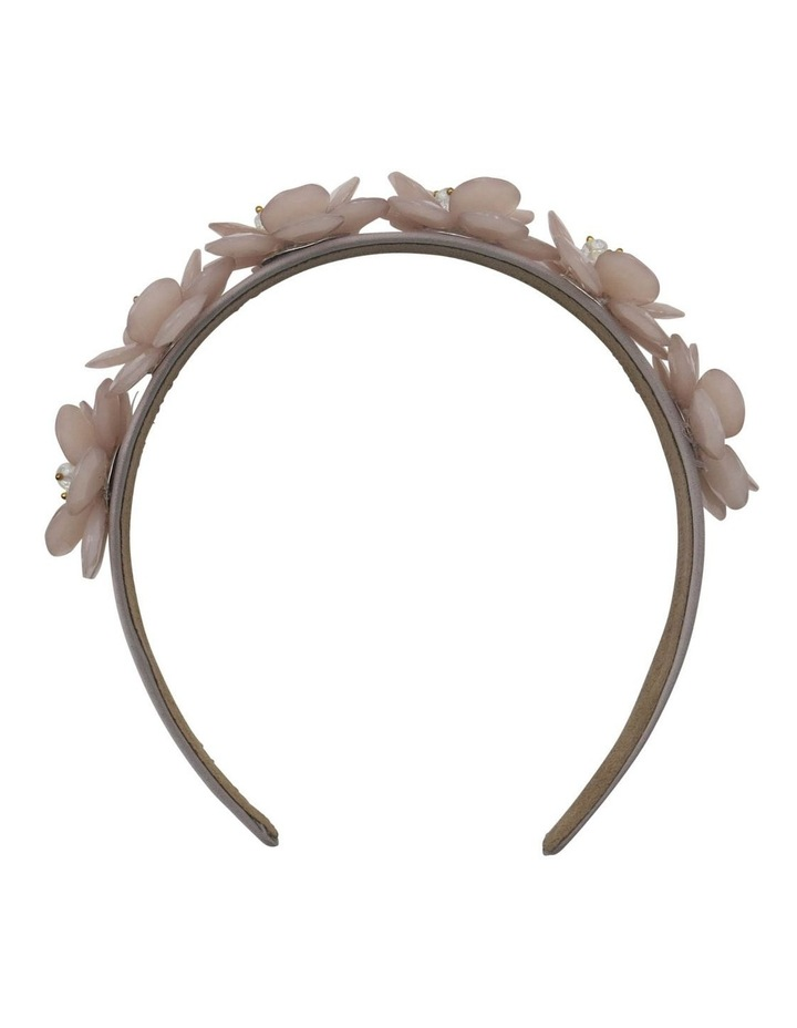 Beaded Flower Headband image 1