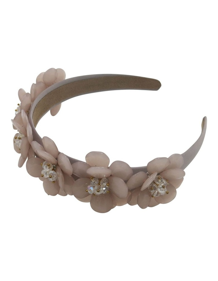 Beaded Flower Headband image 2