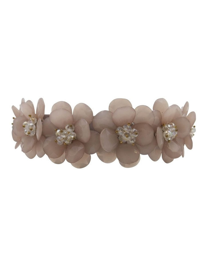 Beaded Flower Headband image 3