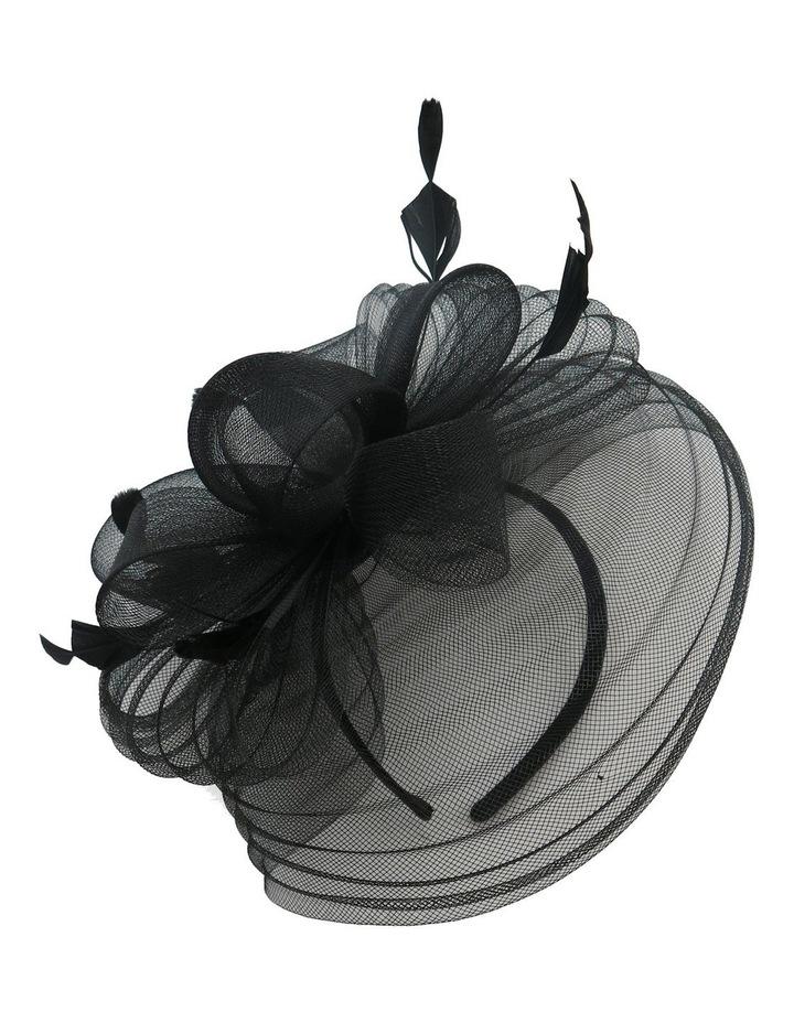 Pleated Crinoline With Bow On Headband image 1