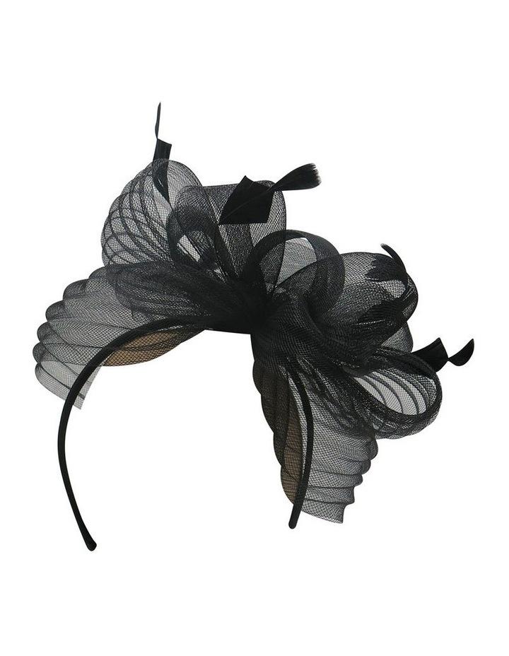 Pleated Crinoline With Bow On Headband image 2