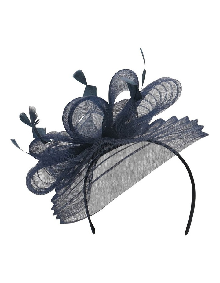 Pleated Crinoline With Bow On Headband image 1