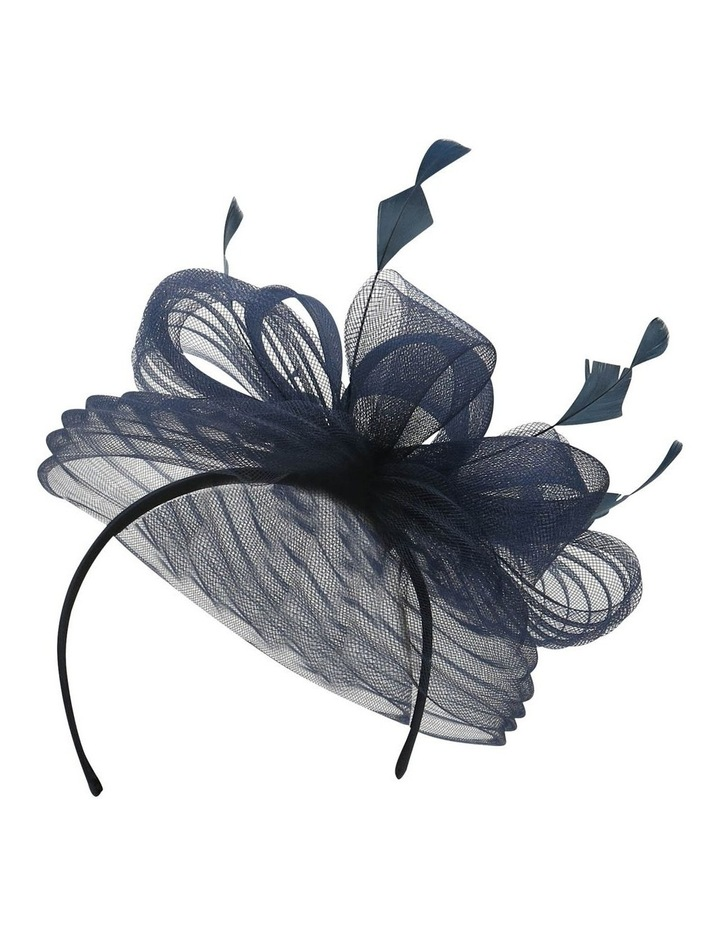 Pleated Crinoline With Bow On Headband image 2