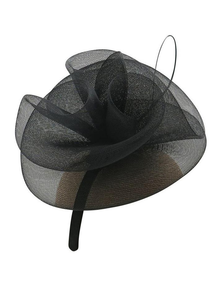 Crinoline Rosette With Stick On Headband image 3
