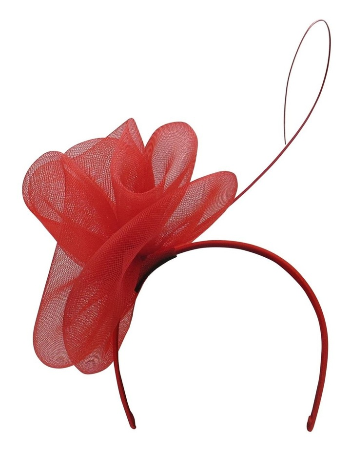 Crinoline Rosette With Stick On Headband image 2