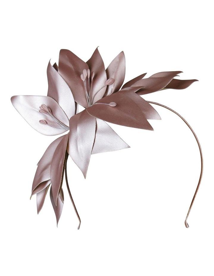 Pu Flower Headband image 1