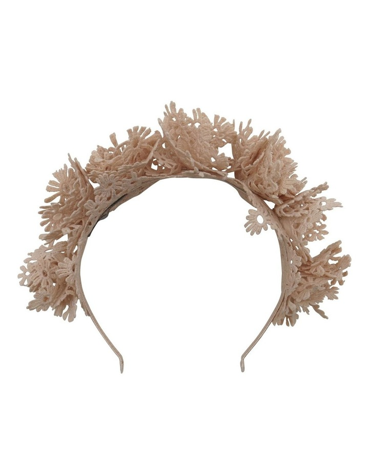 Lace Crown Fascinator image 1