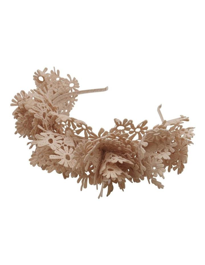 Lace Crown Fascinator image 2