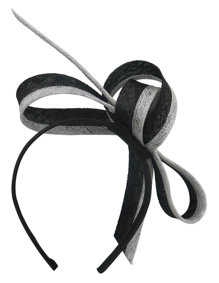 Constrast Bow On Headband image 2