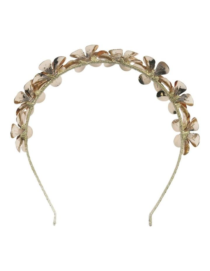 Floral Metal Headband image 3