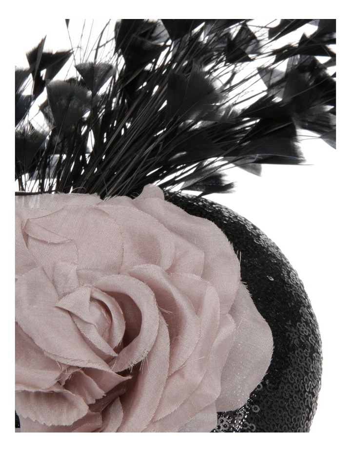 Feathers Plate - Taupe image 3