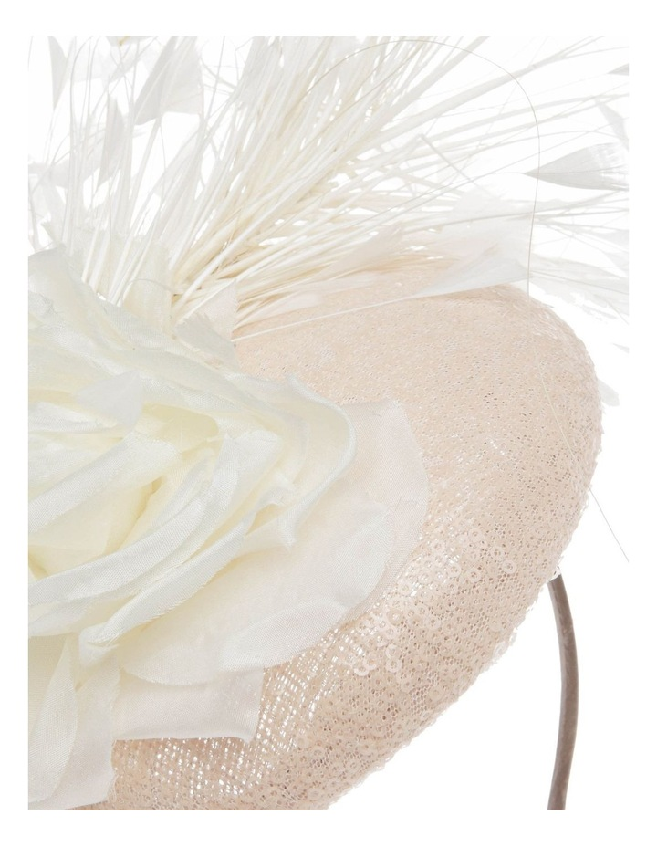 Feathers Plate - Ivory image 3