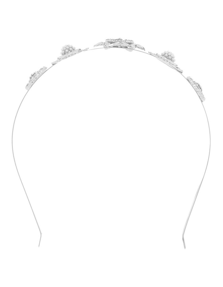 Embellished Diamonte Flower Headband image 1