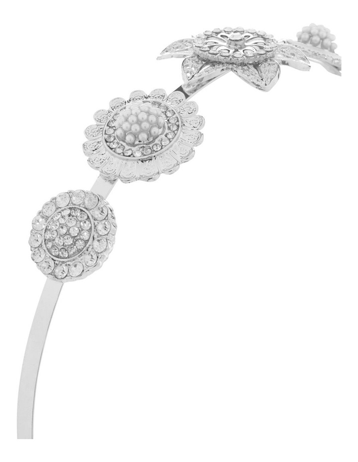 Embellished Diamonte Flower Headband image 3