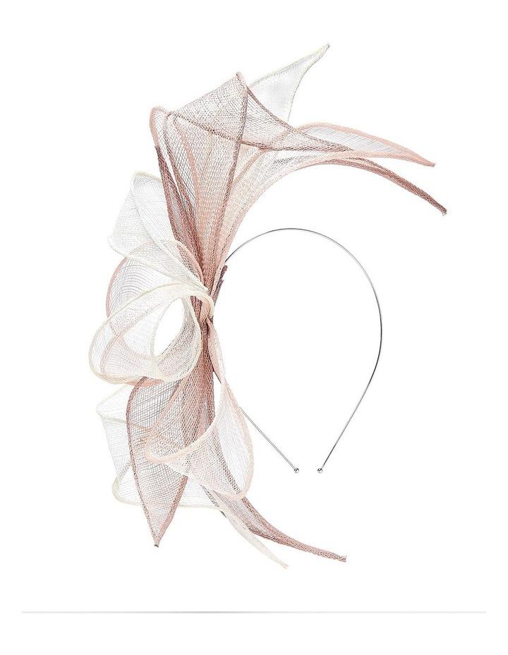Sinamay Petal Headband image 2