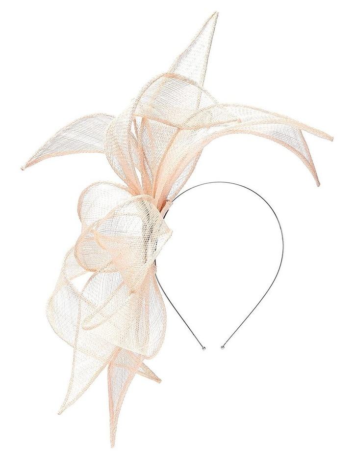 Sinamay Petal Headband image 1